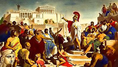 Ozagora Conseils - Agora Grec